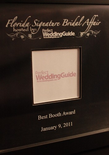 Perfect Wedding Guide Award for Affordable Catering